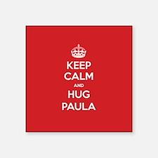 Hug Paula Sticker