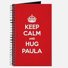 Hug Paula Journal