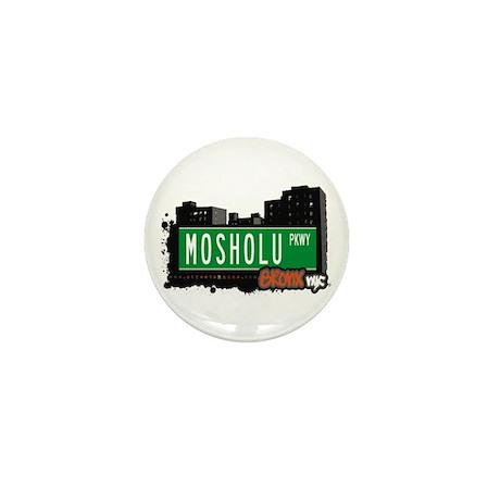 Mosholu Pkwy, Bronx, NYC Mini Button (10 pack)