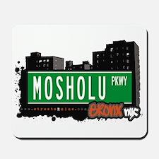 Mosholu Pkwy, Bronx, NYC Mousepad