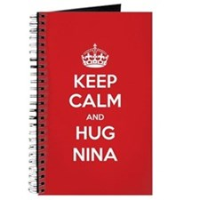 Hug Nina Journal