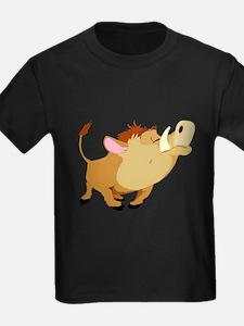 Funny Stubborn Wild Boar T