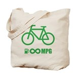 Infinite MPG Tote Bag