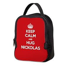 Hug Nickolas Neoprene Lunch Bag