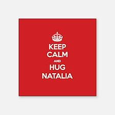Hug Natalia Sticker