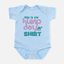 Hump Day Infant Bodysuit