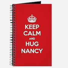 Hug Nancy Journal