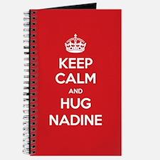 Hug Nadine Journal