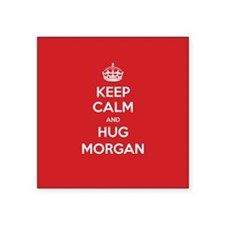 Hug Morgan Sticker