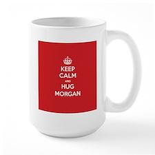 Hug Morgan Mugs