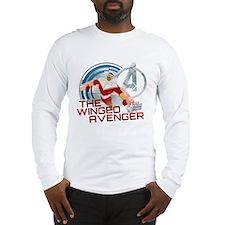 The Winged Avenger Long Sleeve T-Shirt