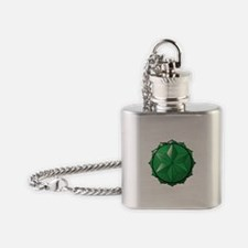 The Heart Chakra Flask Necklace