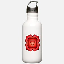 The Root Chakra Water Bottle