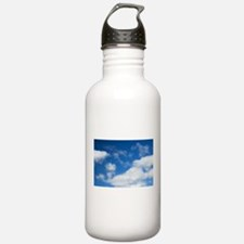 Up in the clouds Water Bottle