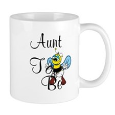Playful Aunt To Be Mugs