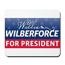 Wiberforce 2 Mousepad