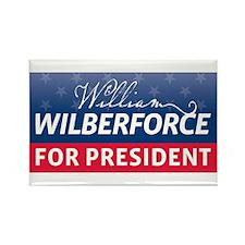 Wiberforce 2 Rectangle Magnet