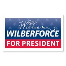Wiberforce 2 Rectangle Decal