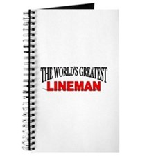 """The World's Greatest Lineman"" Journal"