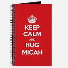 Hug Micah Journal