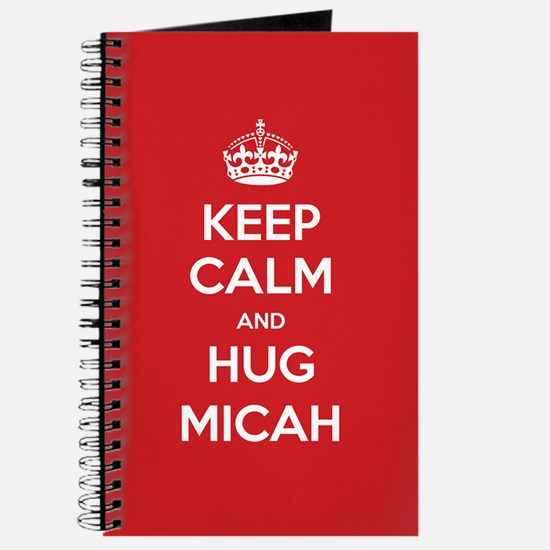 Hug Micah Journal