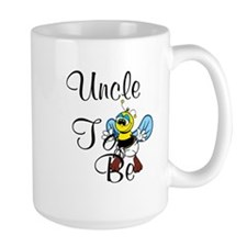 Playful Uncle To Bee Mugs
