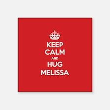 Hug Melissa Sticker