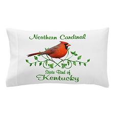 Cardinal Kentucky Bird Pillow Case