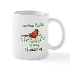 Cardinal Kentucky Bird Small Mug