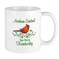 Cardinal Kentucky Bird Small Small Mug