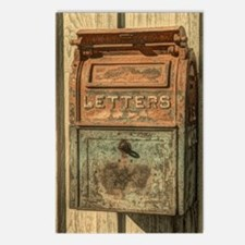 western country vintage m Postcards (Package of 8)
