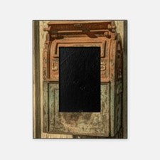 western country vintage mailbox Picture Frame