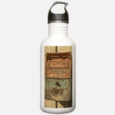 western country vintag Water Bottle