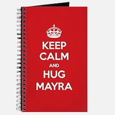Hug Mayra Journal