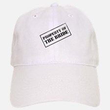 Property of the Bride Baseball Baseball Cap