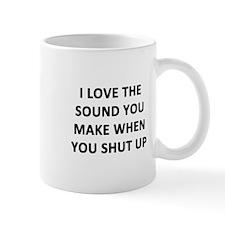 I Love The Sound Mug