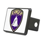 Riverside County Ranger Rectangular Hitch Cover
