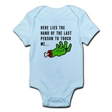 Hands Off Infant Bodysuit