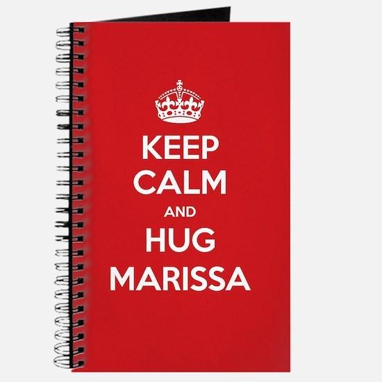 Hug Marissa Journal