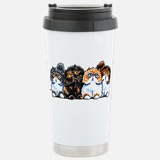 Exotic Foursome Stainless Steel Travel Mug