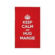Hug Margie 3'x5' Area Rug