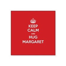 Hug Margaret Sticker
