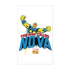 The Man Called Nova Decal