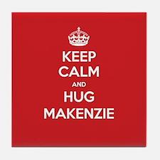 Hug Makenzie Tile Coaster