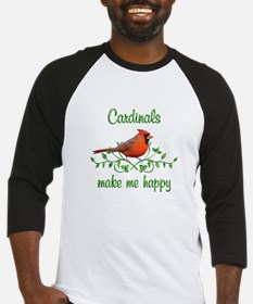 Cardinals Make Me Happy Baseball Jersey