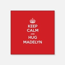 Hug Madelyn Sticker