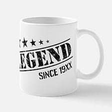 Personalize Legend Since Small Small Mug