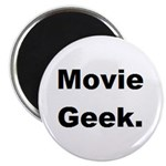 Movie Geek. Magnet (100 pk)