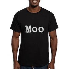 Moo Shirt T-Shirt