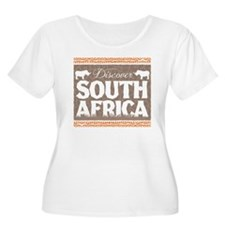 Discover South Africa Plus Size T-Shirt